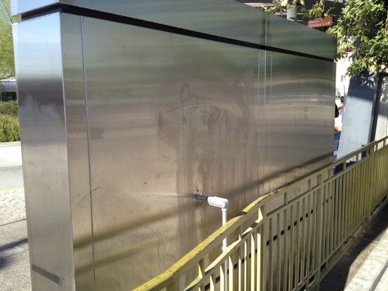 anti graffiti window film nashville